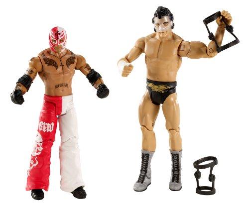 WWE Battle Pack: Rey Mysterio vs. Cody Rhodes Figure 2-Pack Series 13 by WWE