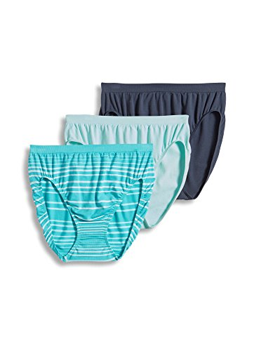 discount price shop for newest incredible prices Jockey Women's Underwear Comfies Microfiber French Cut - 3 Pack