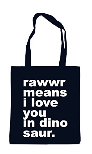 Rawwr Means... Bolsa Negro