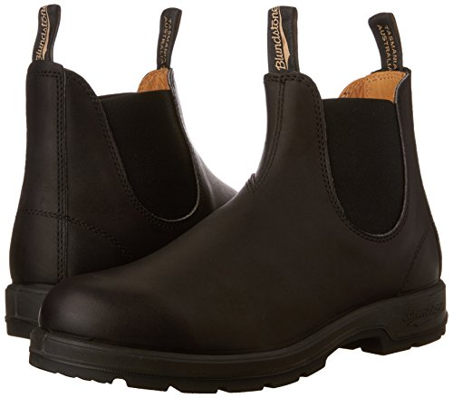 Pictures of Blundstone Men's 587 Round Toe Chelsea Boot blank 4