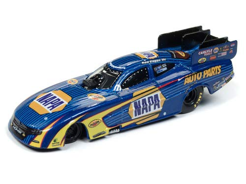Racing Champions Mint RC007 Series 1 Ver A 2017 Ron Capps NHRA Funny Car