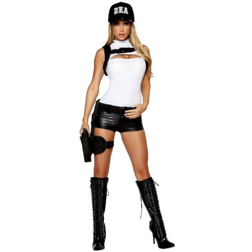 Sexy Dea Damsel Adult Costumes (Sexy DEA Damsel Costume - Medium - Dress Size 6)