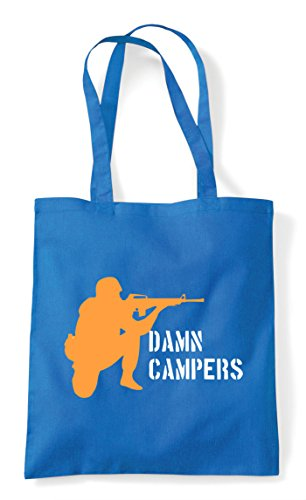 Pvp Multiplayer Campers Bag Damn Tote Sapphire Gaming Online Shopper Statement CtqxE1