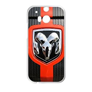 Dodge06.jpgHTC One M8 Cell Phone Case White 05Go-457871