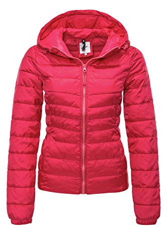 Cc Donna Otw Only Pink Hood Shimmer virtual Rosa Giacca Onltahoe Jacket q70BIaw