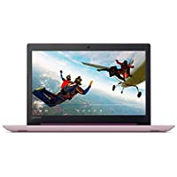 2018 Lenovo Ideapad 320 15.6 inch HD High Performance Flagship Laptop (Intel Celeron N3350 Dual-Core, 4GB RAM, 240GB SSD, Bluetooth 4.1, WIFI, DVD RW, HDMI, USB 3.0, Webcam, Windows 10) (Purple)