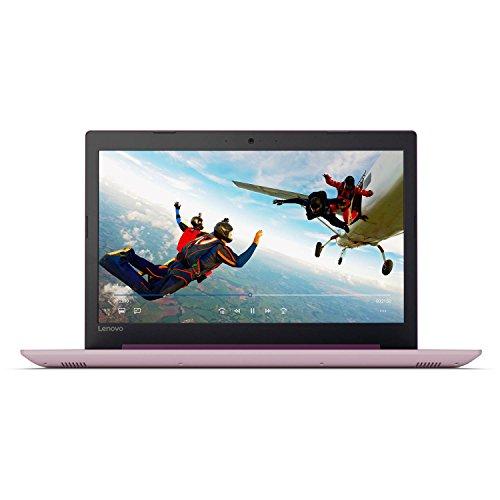2018 Lenovo IdeaPad 320 15.6 Inch HD Anti-Glare LED-backlit Display Laptop Intel Pentium N4200 Quad-Core Processor, 4GB RAM 1TB HDD DVD-RW WIFI Bluetooth HDMI Windows 10 Plum Purple