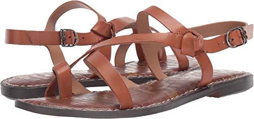 - Sam Edelman Women's Gladis Saddle Heavy Vachetta Leather 9.5 W US
