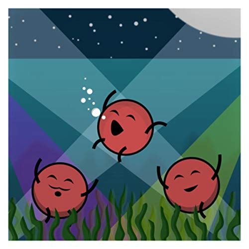 Underwater Meatball Party