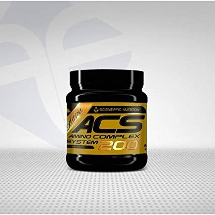 SCIENTIFFIC NUTRITION ACS Amino Complex System 200 TABS ...
