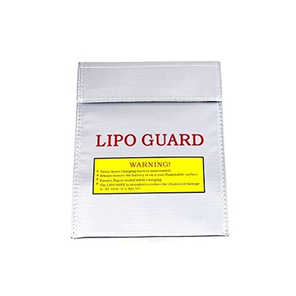 [해외] 최강방염 ! LIPO GUARD 리포 배터리 세이프티 화이트