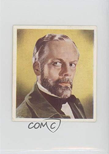 (Paul Muni (Trading Card) 1939 Godfrey Phillips Characters Come to Life - Tobacco [Base] #26)