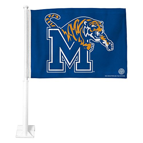 - Rico Industries NCAA Memphis Tigers Car Flag
