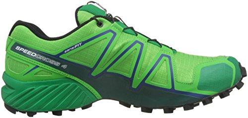 Salomon Männer Speedcross 4 Trail Runner Grün