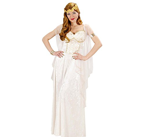 Ladies Greek Goddess Costume Medium Uk 10-12 For Toga Party Rome Sparticus