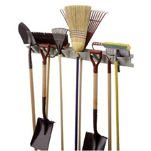 Suncast 4-Foot Long Handle Garden Tool Hanger V748