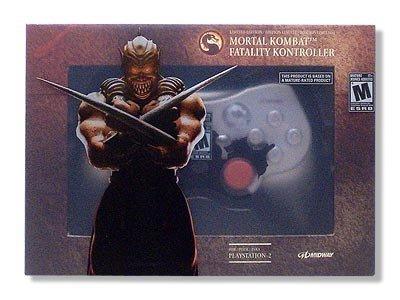 Mortal Kombat Fatality Kontroller--Baraka for PS2 -