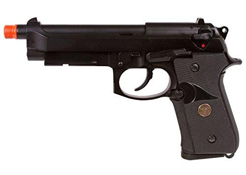 we m9a1 full metal gas blowback airsoft pistol - 0.24 caliber(Airsoft Gun)