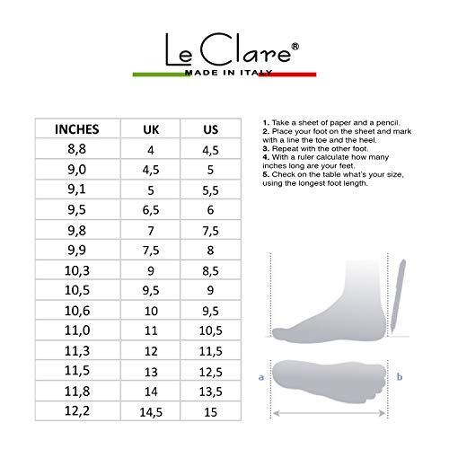 Tinta Unita anatomico in e Infradito Clare Sughero Fiore Donna Le Bianco con Plantare Manu 4aFEgw6