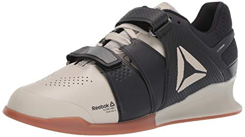 Reebok Men's LEGACYLIFTER, Light Sand/Black/Gum, 8 M ()