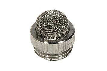 DeLonghi Filtro Retina Aceite Suciedad rosca freidora rotofry f38436: Amazon.es: Hogar