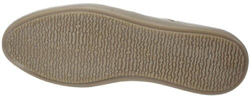 Rouge pour hommes RUBAN Cowie marron marine lacet cuir décontracté Baskets POMPE chaussures Marron Brun OtS8m9