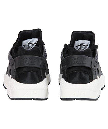 Nike Damen Air Huarache Premium Nero / Nero-vela-grigio Scuro