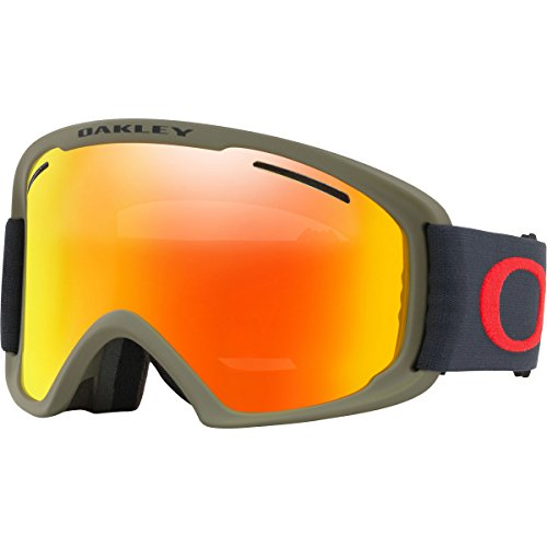 Oakley O-Frame 2.0 XL Snow Goggles, Canteen Iron Frame, for sale  Delivered anywhere in USA