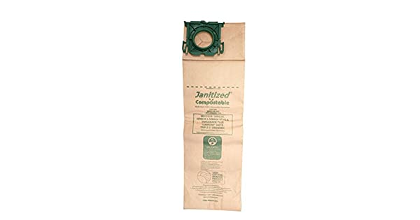 Amazon.com: janitized com-wisen-4 (5) Compostable Papel ...