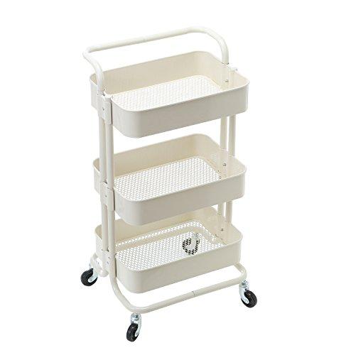 3 tier storage cart - 7