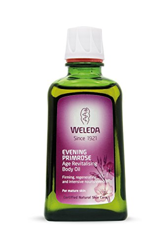 Weleda Body Oil Evening Primrose Age Revitalizing, 3.4 (Revitalizing Body Oil)