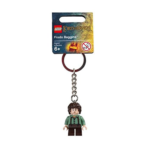 Lord Keychain (LEGO Lord of the Rings Frodo Baggins Key Chain 850674)