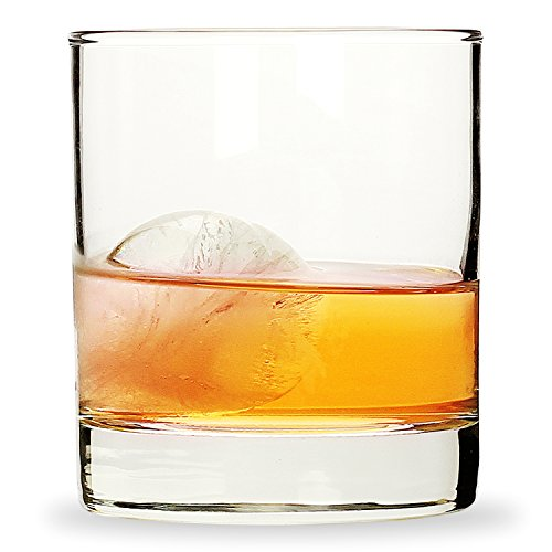 Rocks Drinking Glass (Whiskey Glasses 11 ounces Short Glasses,Set of 6 Rocks Style Glassware and Old Fashioned Drinking Glasses (11 ounces))