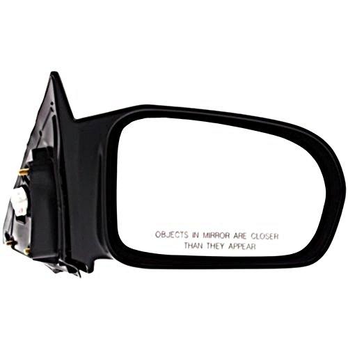 Fits 01-05 Honda Civic Coupe (HX/LX) Right Pass Power Mirror UnPainted USA Built (2005 Honda Civic Lx Coupe)