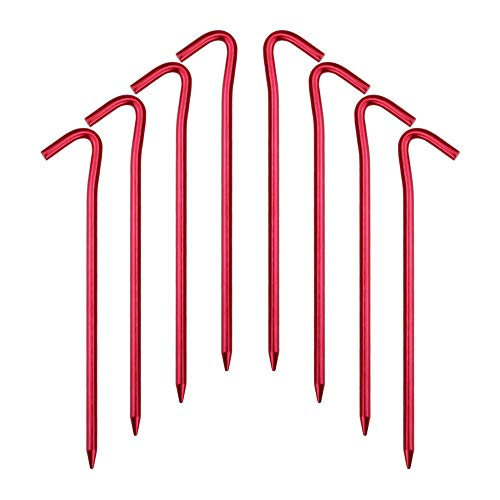 Hikemax Ultralight Aluminum Stakes