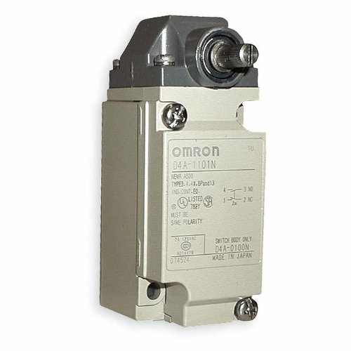 double break type Omron D4A-1101N Limit Switch 2-circuit