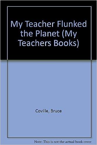 my teacher flunked the planet summary