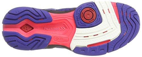 Chaussures de Nuit Clematis Aerocharge Blue Mixte 39 Adulte Hummel HB EU Fitness Bleu 180 Bleu Rose qRgnxqtW4