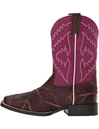 Kids' Twisted Tycoon Western Boot