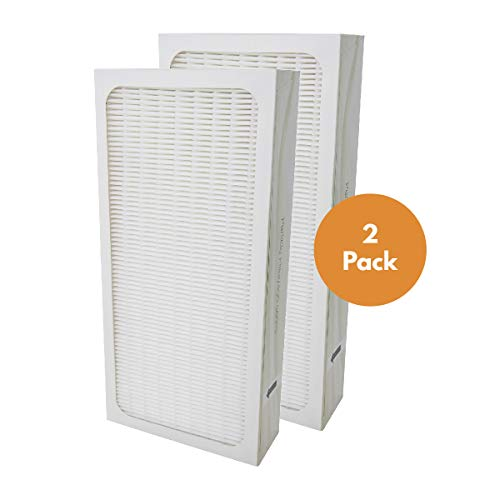(Replacement Filter Compatible with Blueair 400 Series Particle Filter; for Classic Air Purifier Models 402, 403, 405, 410, 450E, 455EB, 480i (2 Pack) ...)