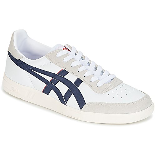 US Gel M 7 ASICS D Vickka TRS White Shoes Peacoat 0xvFw6v