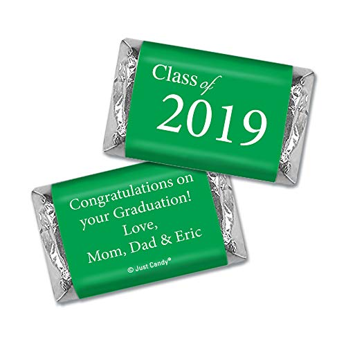 (Graduation Personalized Hershey's Miniatures Candy Bar Wrappers