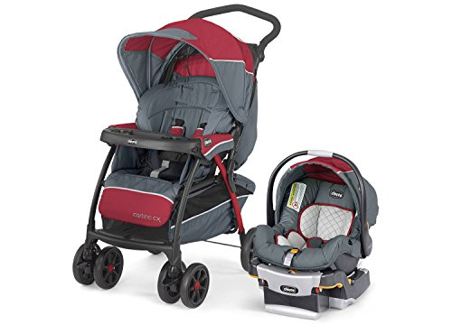 Chicco Travel System Pram - 8