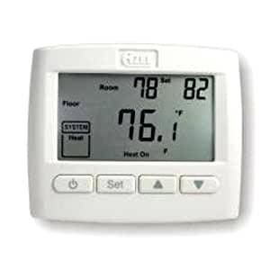 Digital Non Programmable Heat Only Thermostat For Radiant