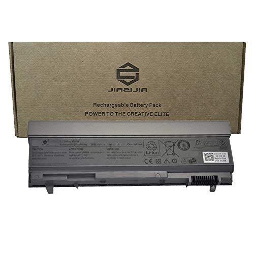 JIAZIJIA Compatible Laptop Battery with Dell 4M529 [11.1V 90Wh 8100mAh 9-Cell] Latitude E6400 E6410 E6500 E6510 Precision M2400 M4400 M4500 M6500 Series MP492 MP494 PT43 PT434 PT436 – 1 Year Warranty