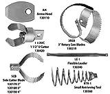 General Drain Cleaner Cutter Set (JRCS) #130030