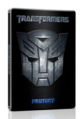 Transformers (Steelbook) [Special Edition] [2 DVDs]