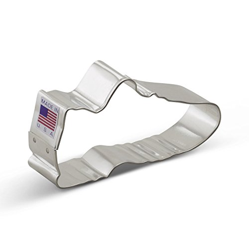 Ann Clark Sneaker Cookie Cutter - 3.75 Inches - US made Steel by Ann Clark Cookie Cutters (Image #4)