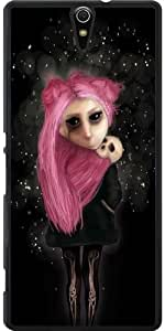 Funda para Sony Xperia C5 - Mi Ser Oscura by Rouble Rust