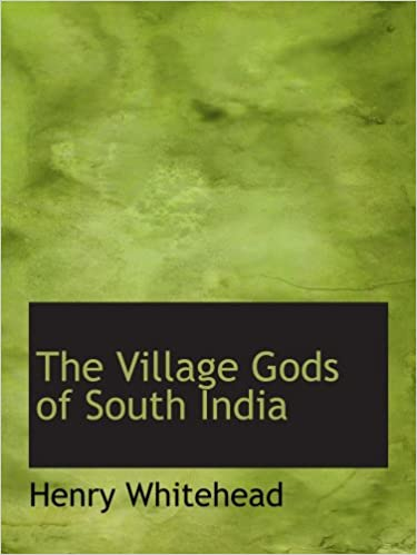 Pdf book free download The Village Gods of South India PDB